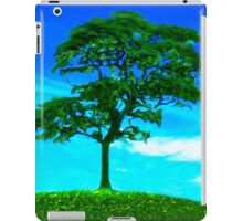 Quite High iPad Case/Skin