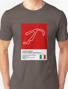 Misano World Circuit Marco Simoncelli - v2 T-Shirt