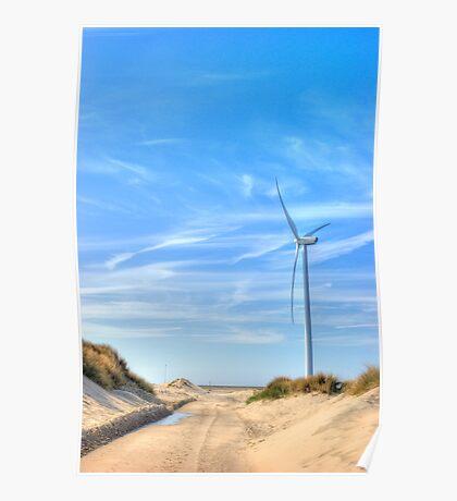Dune road Poster