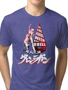 Pierce the Heavens Tri-blend T-Shirt