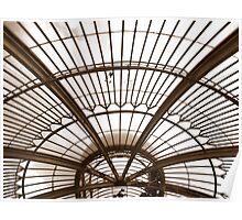 Glass Ceiling - Kew Gardens Poster