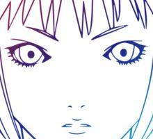 claymore clare symbol anime manga shirt Sticker