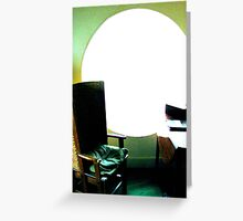 Office Light Greeting Card