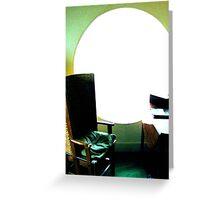 Office Light Greeting Card