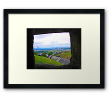 Stirling View  Framed Print
