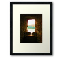 View to Ness Framed Print