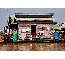 Water Views Photographic Print