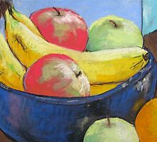 Fruit Bowl by Jude Allman