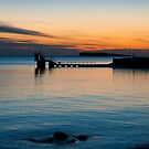 sunset.. blackrock, salthill by Michelle McMahon