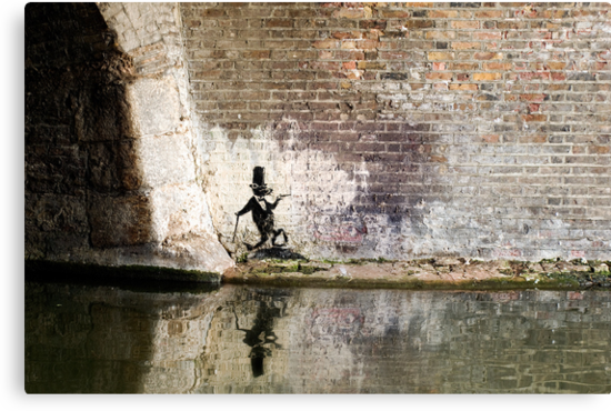 Banksy AristoRat by Respire