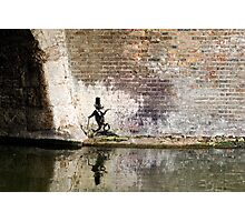 Banksy AristoRat Photographic Print