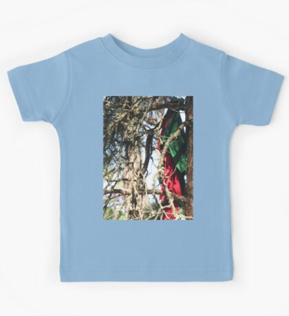 Prayer Flags Kids Tee