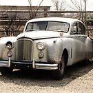 In The Beginning..1953 Jaguar mark7 Saloon by trueblvr
