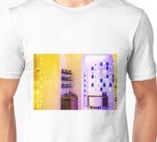 Aqua di Parma House in via Montenapoleone, Milan, ITALY Unisex T-Shirt