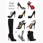 High Heels Lover by dadawan