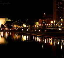 Adelaide River Torrens by Cherie Vivar