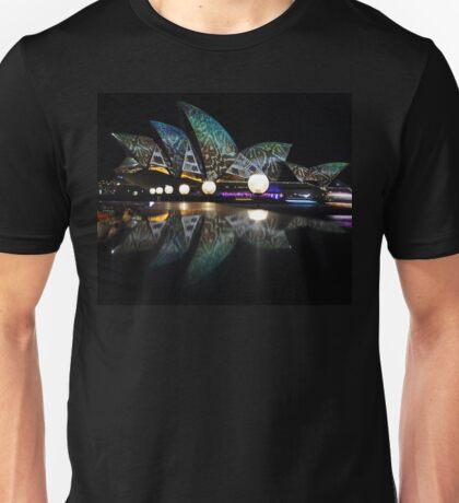 Lizard Of Oz Opera, Vivid Festival, Australia 2014 Unisex T-Shirt