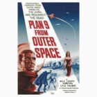 Plan 9 From Outer Space by Jenn Kellar