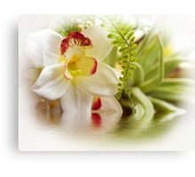 Orchid Elegance Canvas Print
