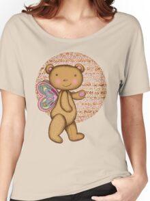 Love Bear Women's Relaxed Fit T-Shirt