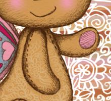Love Bear Sticker