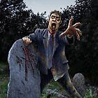 Zombie by Paul Mudie