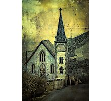 Faith Withstands Time Photographic Print