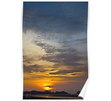 Kaw Kwang Sunset 10 Poster