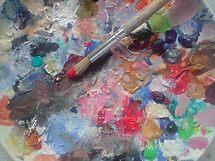 my palette by Helena Wilsen - Saunders