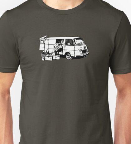 Loading the Fiat Van 1100 T Unisex T-Shirt
