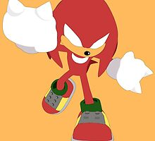 Knuckles the Echidna by Dimeji