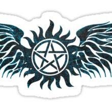 Destiel (Wings) Sticker