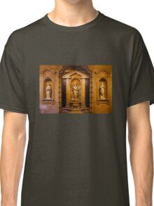 Reliefs from the Renaissance period in Milan, ITALY Classic T-Shirt