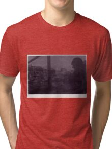 Documenting The Usual Place Tri-blend T-Shirt