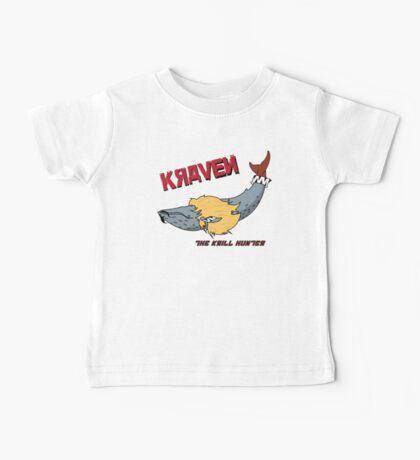 Kraven the Krill Hunter Baby Tee