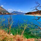 Beautiful Walchensee by Daidalos