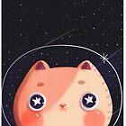 Cat Astro by susanmariel