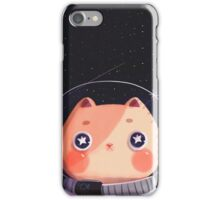 Cat Astro iPhone Case/Skin