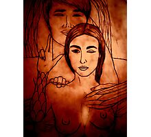 Sacred Marriage Photographic Print
