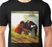 Looking For The Perfect Fishing Worm Unisex T-Shirt