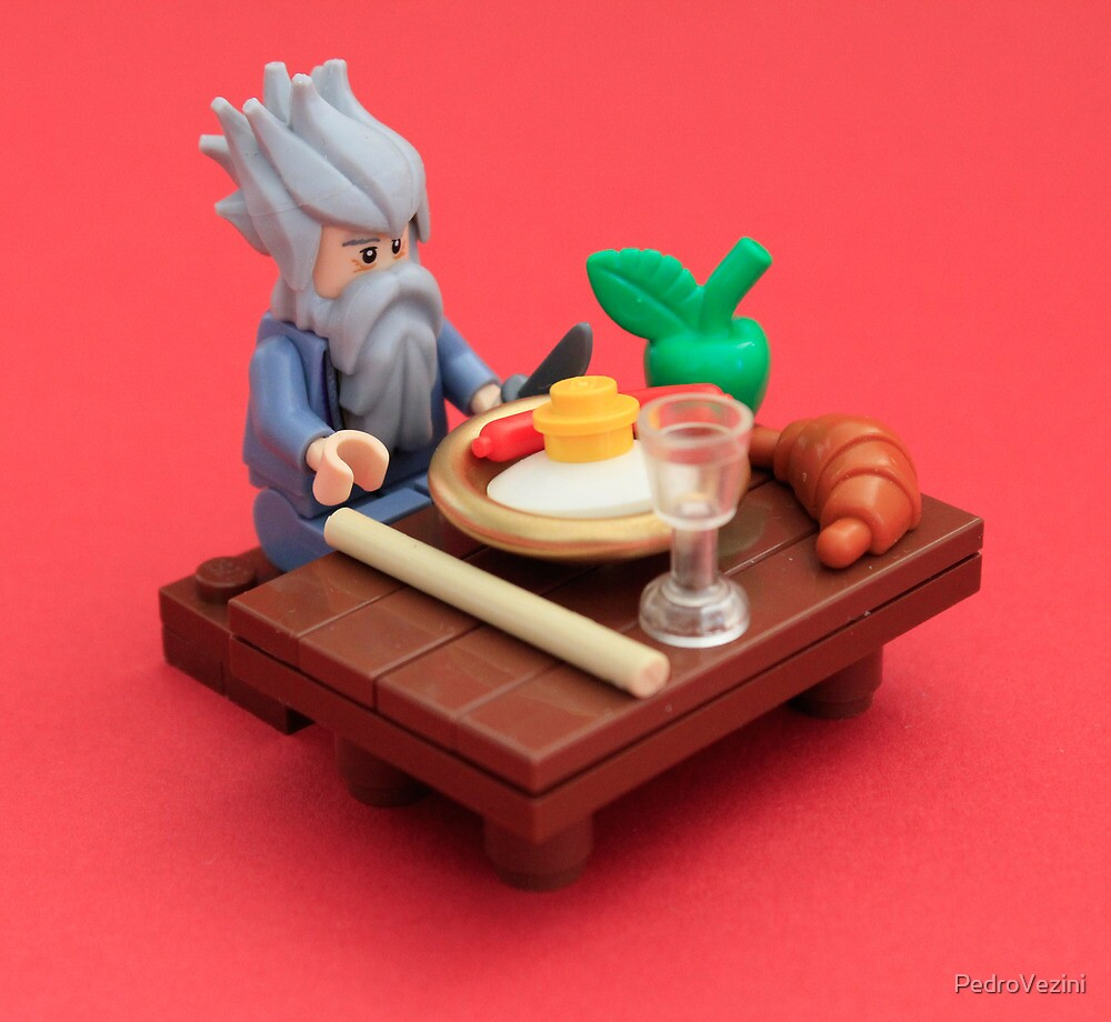 Breakfast at Hogwarts by PedroVezini