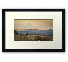 Land of Witchcraft Framed Print