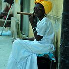 Cuban Lady by Vanessa Truter