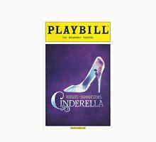 Cinderella Playbill Unisex T-Shirt