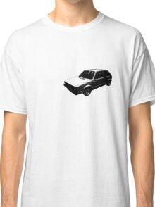 MK1 Golf Mono Classic T-Shirt