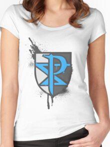 Team Plasma Crest Women's Fitted Scoop T-Shirt