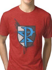 Team Plasma Crest Tri-blend T-Shirt