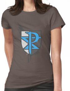 Team Plasma Crest Womens Fitted T-Shirt