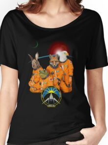 The Lylat Space Program Women's Relaxed Fit T-Shirt