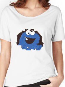 cookie monsta Women's Relaxed Fit T-Shirt